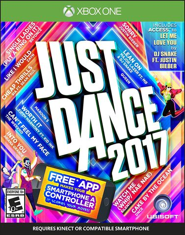 Ficheiro:Just dance 2017 xbox one boxart.jpg