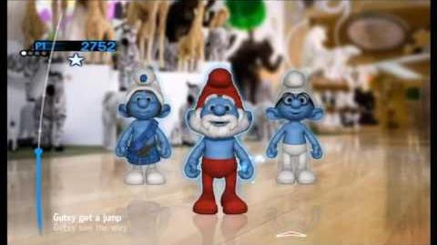 The Smurfs Dance Party Go Go Go Get It