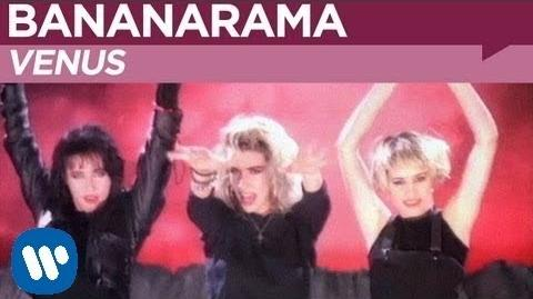 Bananarama - Venus (OFFICIAL MUSIC VIDEO)