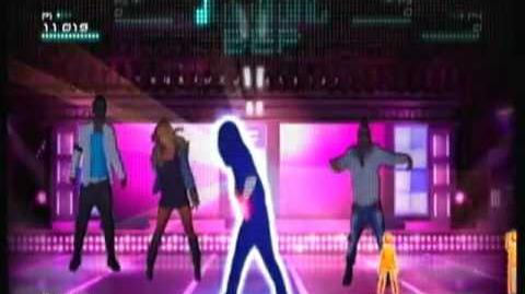 Black Eyed Peas Experience - Dirty bit
