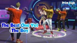 The Black Eyed Peas Experience - The Best One Yet (The Boy) - S Rank