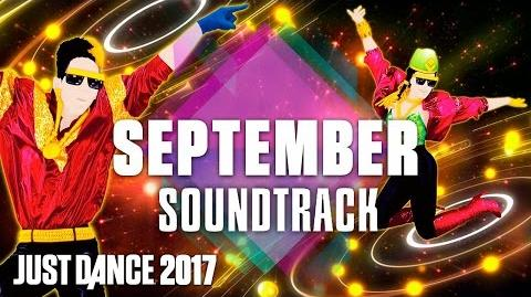 Just Dance 2017 (Soundtrack) September by Equinox Stars