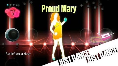 Just Dance 2 - Proud Mary