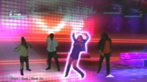 "The Black Eyed Peas Experience ""Whenever"" Version Wii"