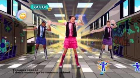 "Just Dance Kids 2 - ""Summer School"" - 5,017 + Score"