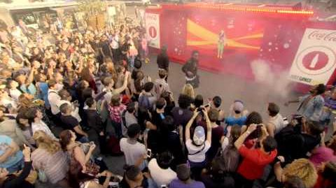 Just Dance Now with Coca-Cola and Les Twins!