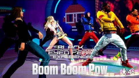The Black Eyed Peas Experience - Boom Boom Pow
