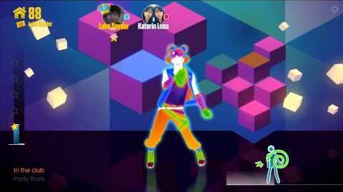 Just Dance Now LMFAO ft