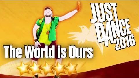 Just Dance 2016 - The World is Ours - 5 stars
