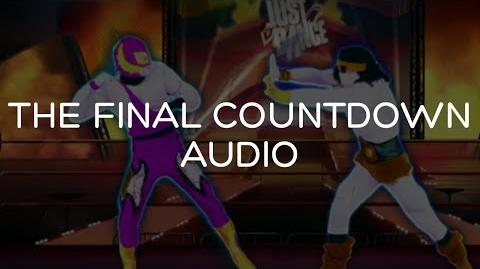 Just Dance Now - The Final Countdown by Euroupe 5* Stars