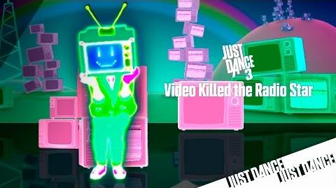 Just Dance 3 - Video Killed the Radio Star