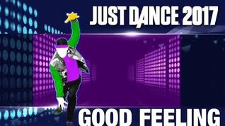 Just Dance 2017 - Good Feeling by Flo Rida