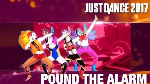 Just Dance 2017 - Pound the Alarm by Nicky Minaj