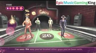 """Dance on Broadway Gameplay - """"Luck Be a Lady"""" - High Score Of 88,750 Points"""