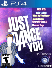 JustDanceYouPS4Template