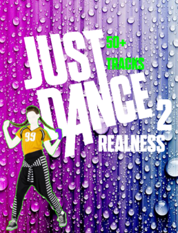 JustDanceRealness2 Cover