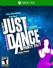 JustDanceParty247XboxOne