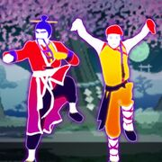 Just Dance Now - Kung Fu Fighting