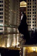 TKOG - Batman Watching the Court attack