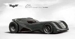The Knight of Gotham Batmobile