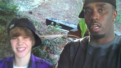 JUSTIN BIEBER's 48 HRS with DIDDY!!
