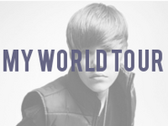 Justin Bieber/Gallery/My World Tour