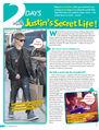 Tiger Beat May 2012 Justin's secret life