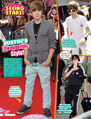 Tiger Beat October 2010 page