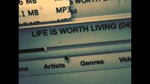 Justin Bieber - Life is Worth Living Again (Official)