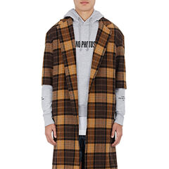 The Plaid Overcoat ($2,100)