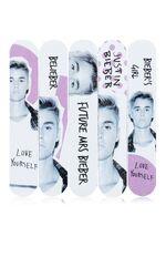 Primark 5 Pack Justin Bieber Nail Files
