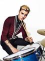 GQ magazine March 2016 drums