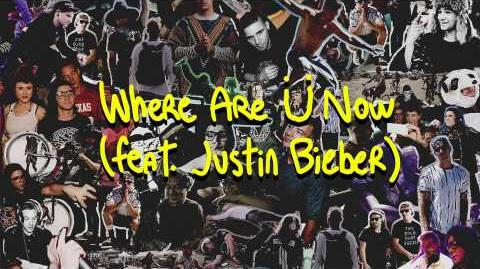 Skrillex, Diplo and Justin Bieber - Where Are Ü Now