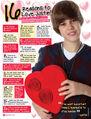Tiger Beat April 2010 reasons to love Justin