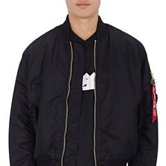 MA-1 Portrait Bomber Jacket ($595)