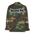 Purpose Tour Military Jacket