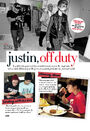 Seventeen May 2012 Justin, off duty