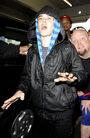 Justin Bieber at Miami International Airport February 3, 2010