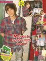 M magazine January February 2010 star scrapbook