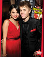 Tiger Beat March 2012 poster Jelena