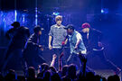 Justin Bieber performs in concert at the Rosemont Theatre on March 24, 2010