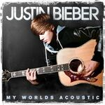 Twitter My Worlds Acoustic background