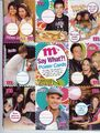 M magazine August 2010 poster cards