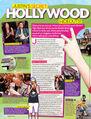 Tiger Beat November 2012 Justin's secret Hollywood hideouts