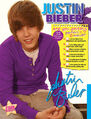 Tiger Beat March 2010 Justin page