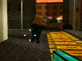 Swat Double Headed Zombie