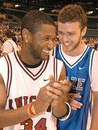 Usher justin