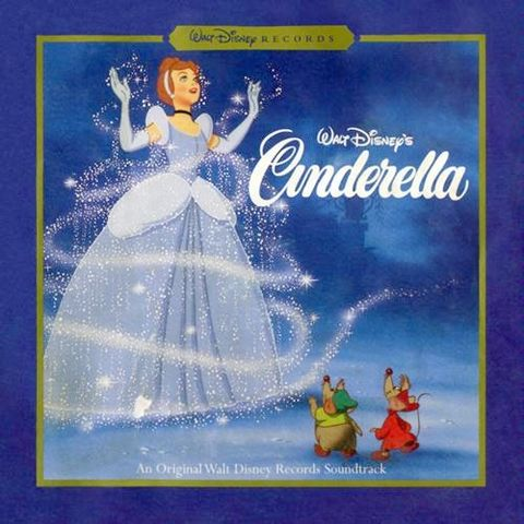 File:Cinderella soundtrack original release.jpg
