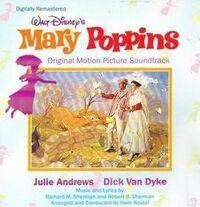 Mary Poppins Original Soundtrack