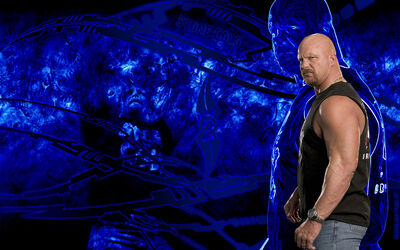 Stone Cold Wallpaper by MarvelousMark
